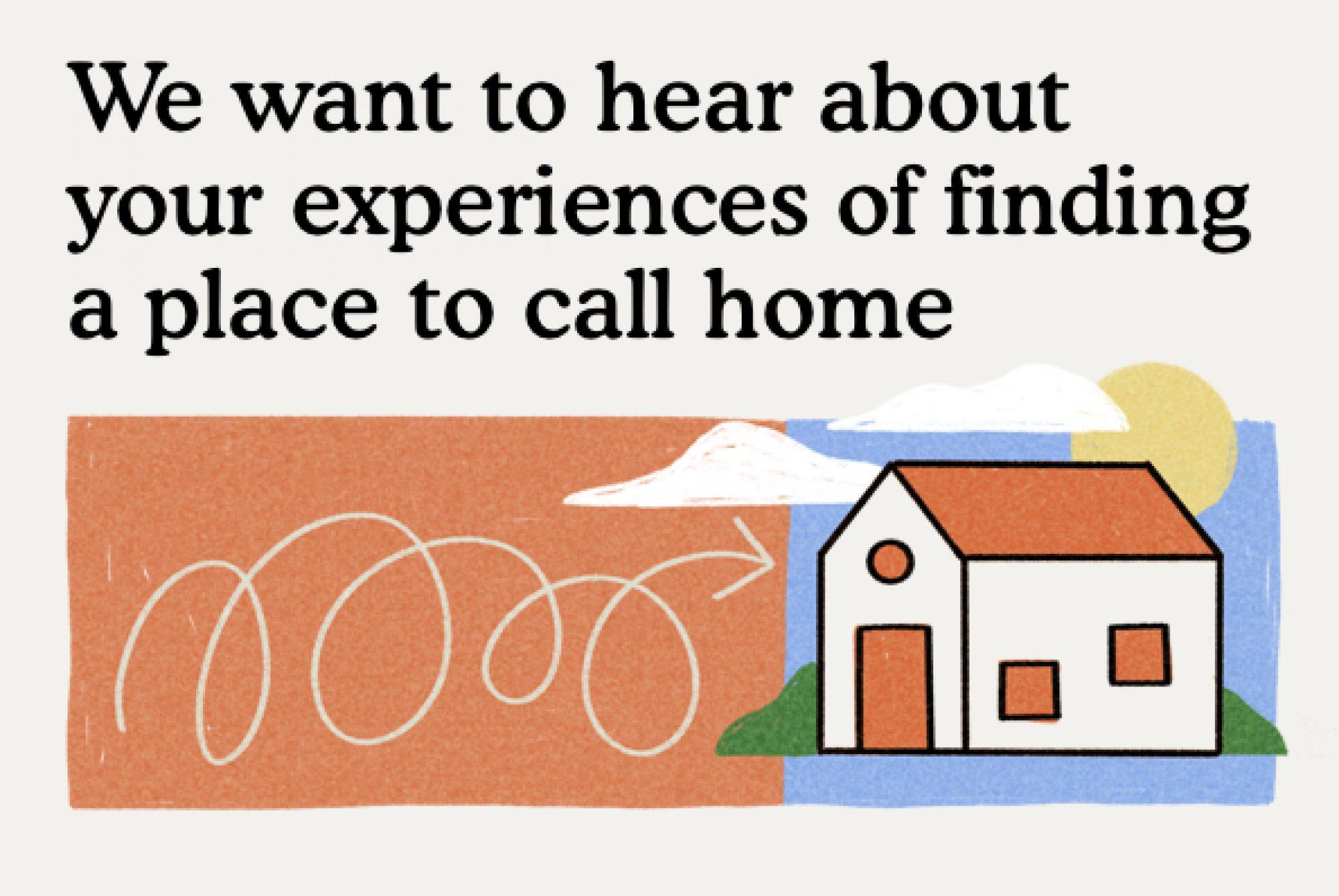 JRS housing interview banner